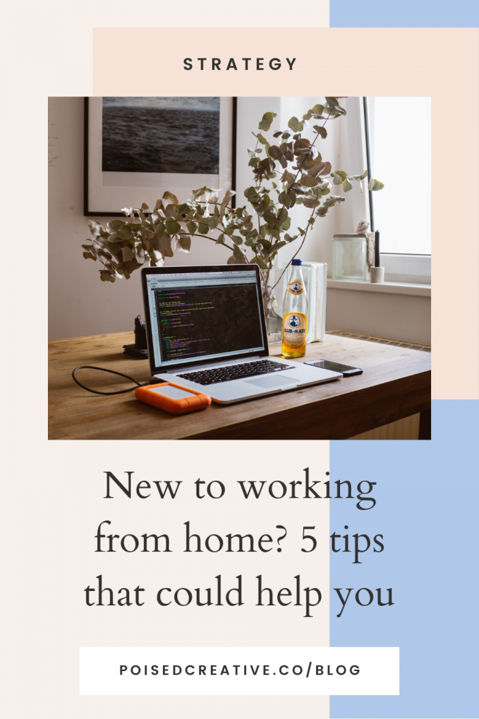 5 tips to work-from-home more productively